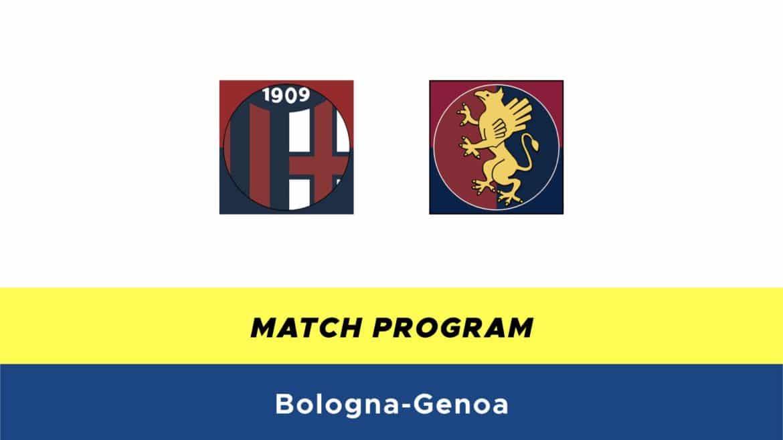Bologna-Genoa probabili formazioni