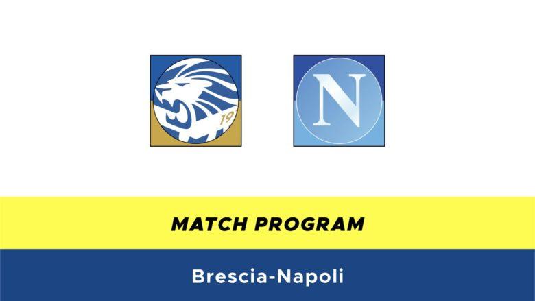 Brescia-Napoli probabili formazioni
