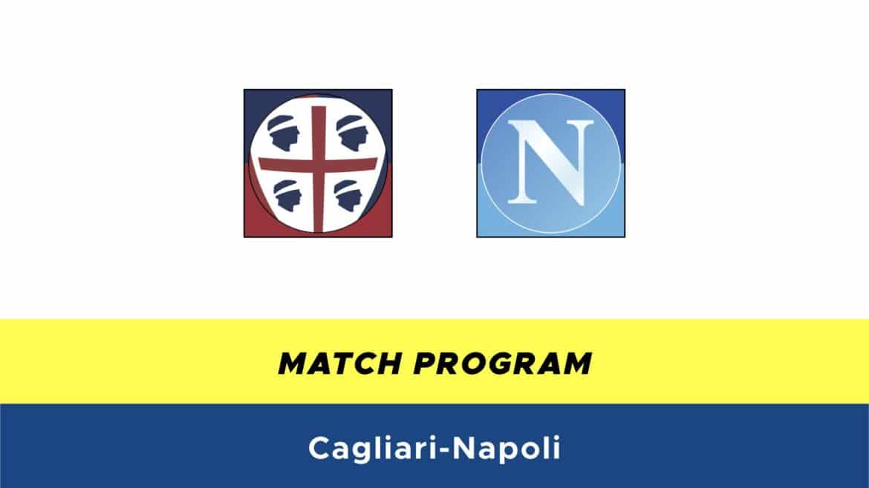 Cagliari-Napoli probabili formazioni