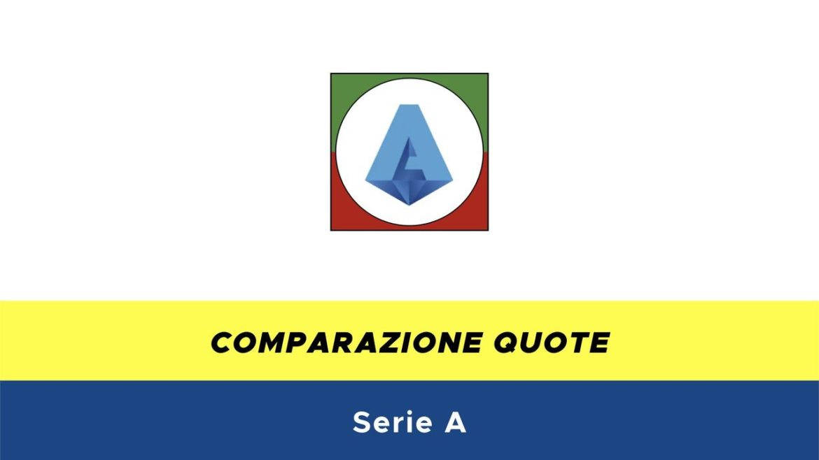 Comparazione quote Serie A