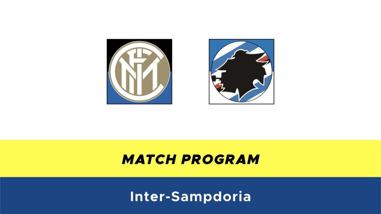 Inter-Sampdoria probabili formazioni