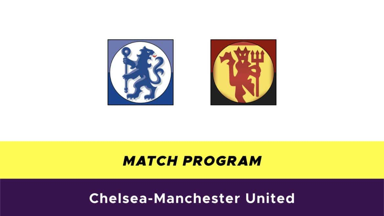 Chelsea-Man Utd probabili formazioni
