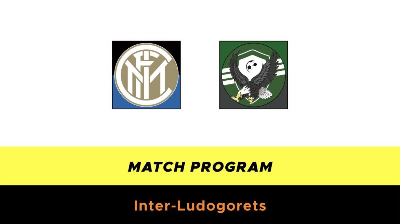 Inter-Ludogorets probabili formazioni