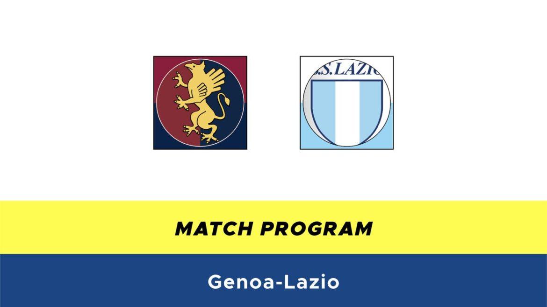 Genoa-Lazio probabili formazioni