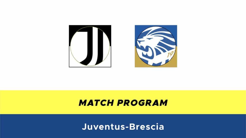 Juventus-Brescia probabili formazioni