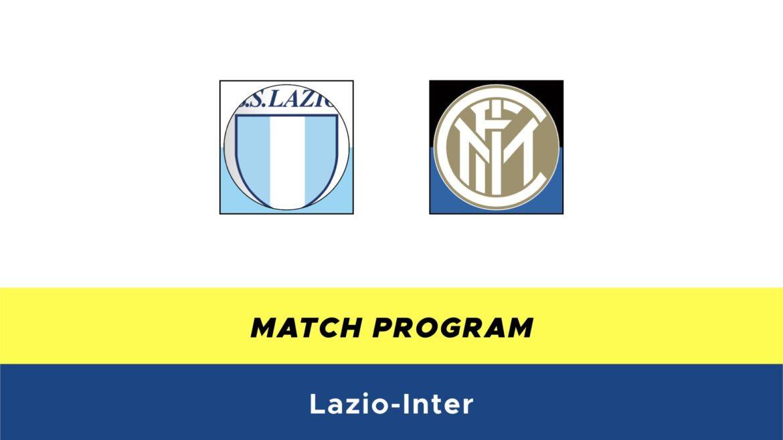 Lazio-Inter probabili formazioni