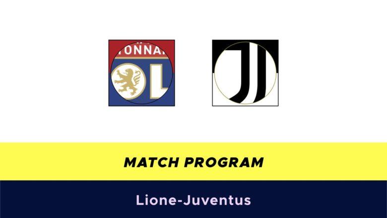 Lione-Juventus probabili formazioni