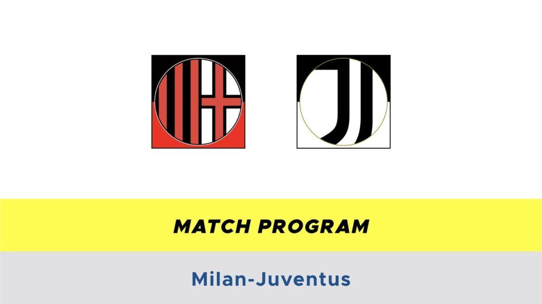 Milan-Juventus probabili formazioni