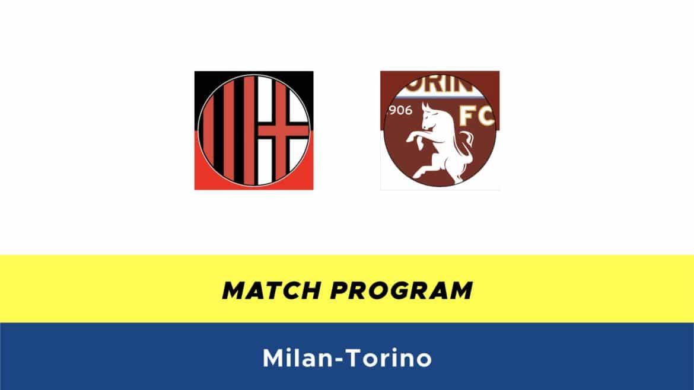 Milan-Torino probabili formazioni