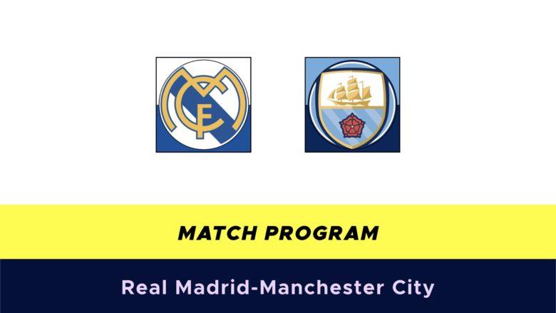 Real Madrid-Manchester City probabili formazioni