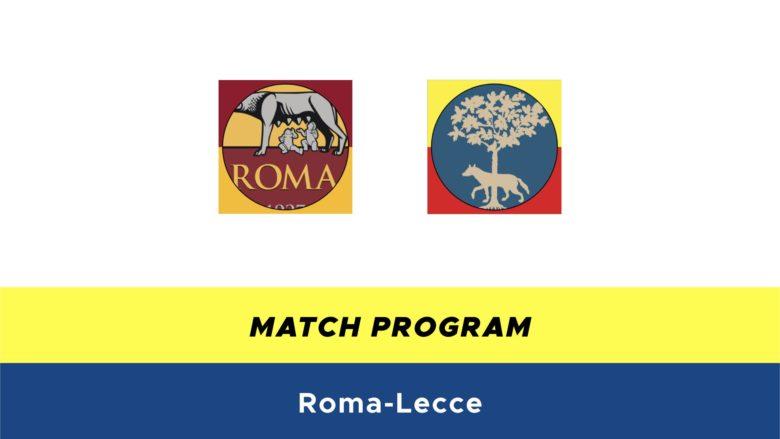 Roma-Lecce probabili formazioni