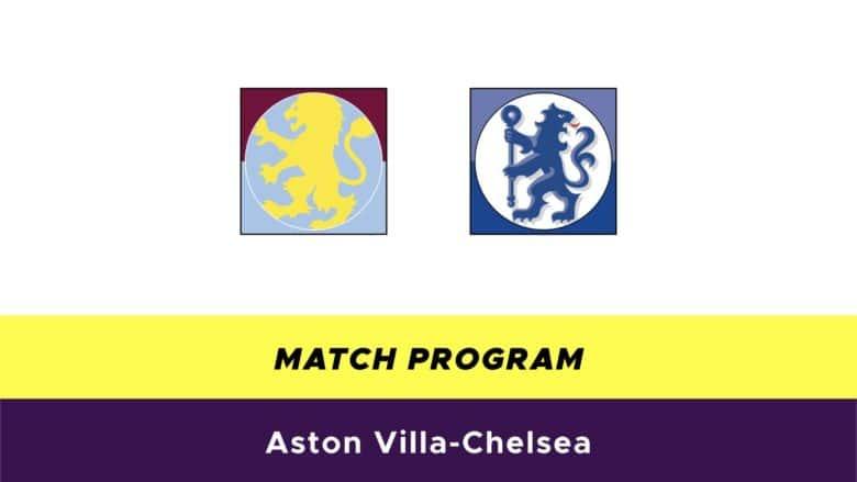 Aston Villa-Chelsea: probabili formazioni
