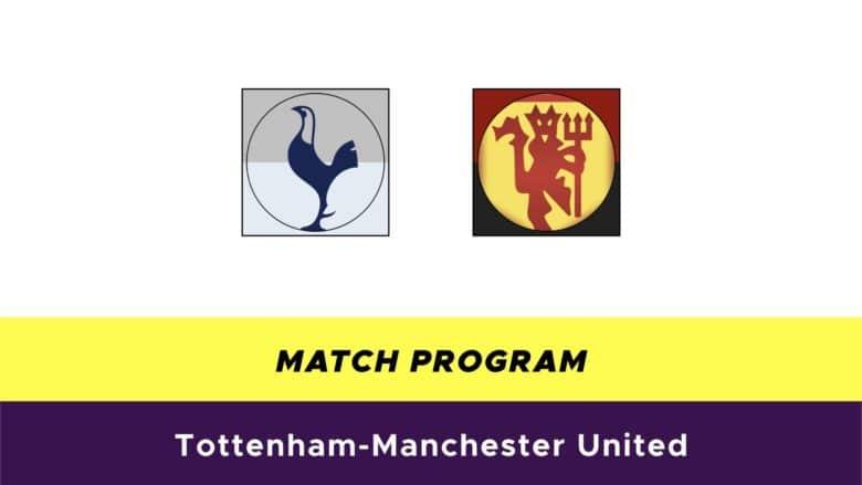 Tottenham-Manchester United: probabili formazioni