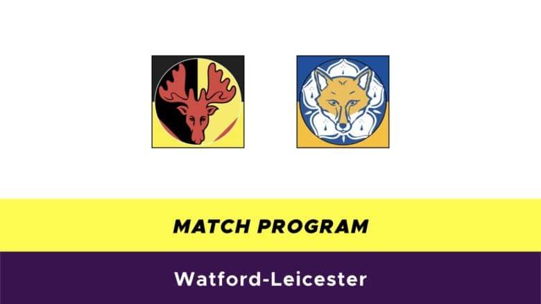 Watford-Leicester: probabili formazioni