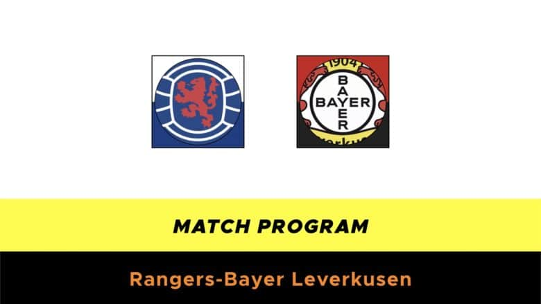 Rangers-Bayer Leverkusen: probabili formazioni