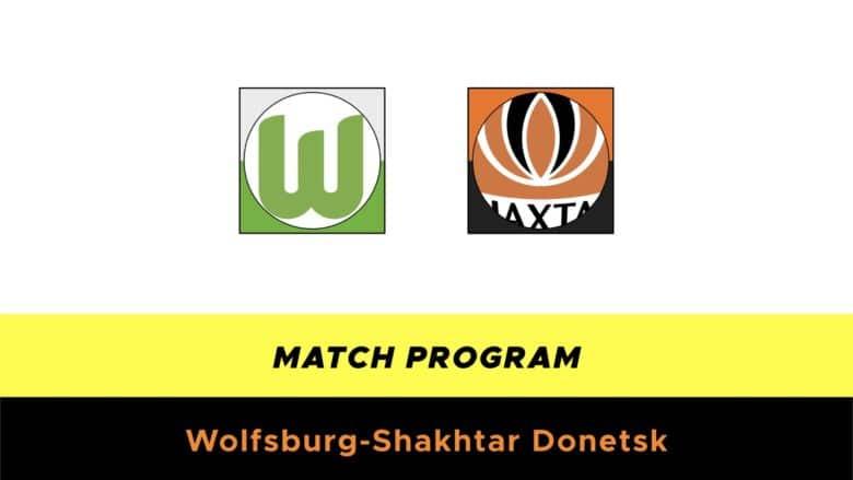 Wolfsburg-Shakhtar Donetsk: probabili formazioni
