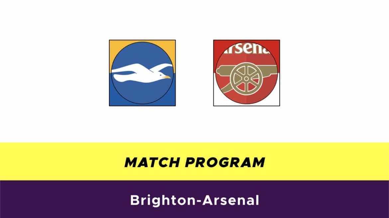 Brighton-Arsenal: probabili formazioni