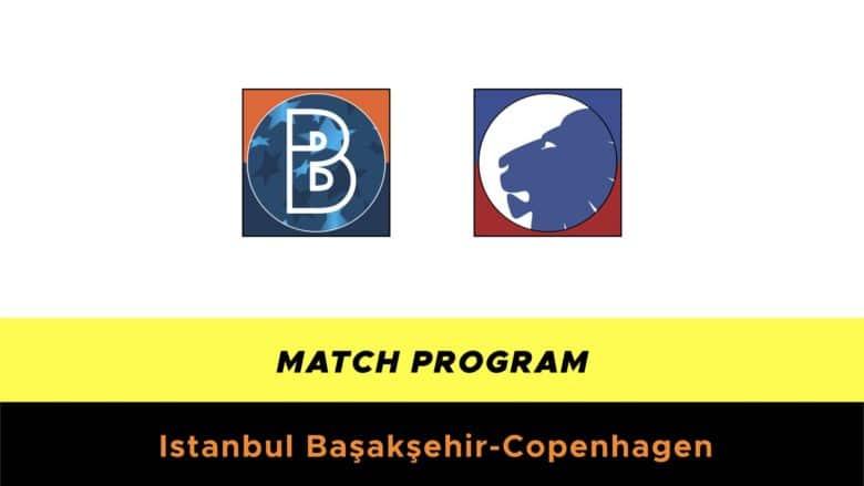 Istanbul Basaksehir-Copenaghen: probabili formazioni