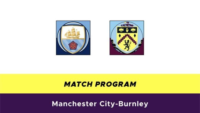 Manchester City-Burnley: probabili formazioni