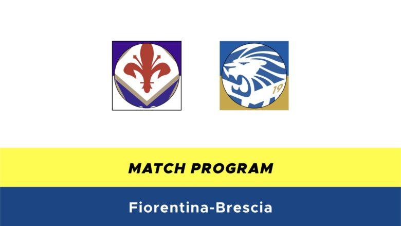 Fiorentina-Brescia probabili formazioni