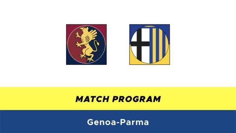 Genoa-Parma probabili formazioni