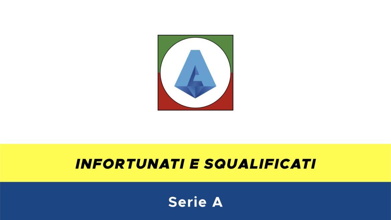 Serie A: infortunati