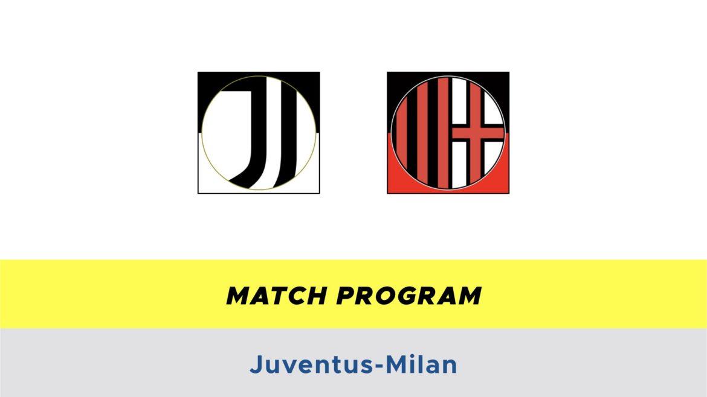 Juventus-Milan probabili formazioni