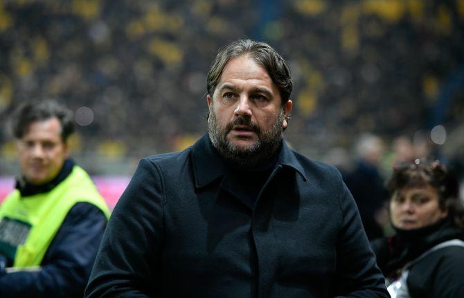 direttore sportivo del Parma