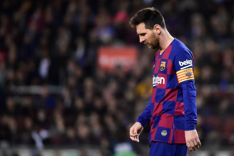 Barcellona non ha tamponi