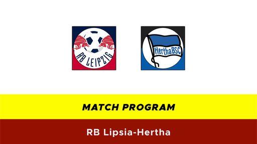 Lipsia-Hertha probabili formazioni