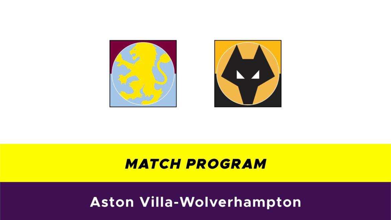Aston Villa-Wolverhampton Probabili formazioni