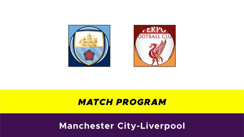 Manchester City-Liverpool probabili formazioni