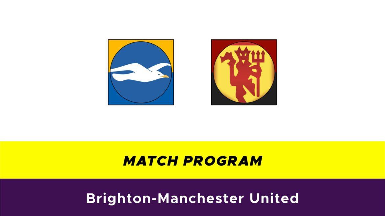 Brighton-Manchester United probabili formazioni