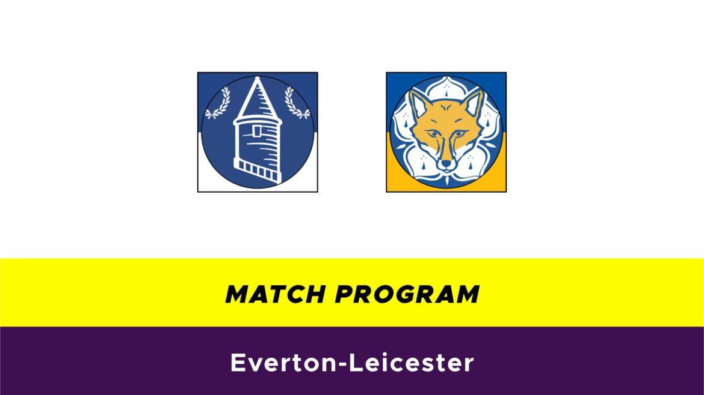 Everton-Leicester probabili formazioni
