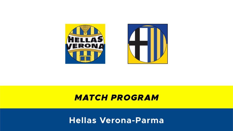 Hellas Verona-Parma probabili formazioni