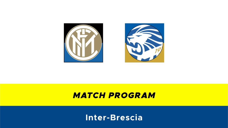 Inter-Brescia probabili formazioni
