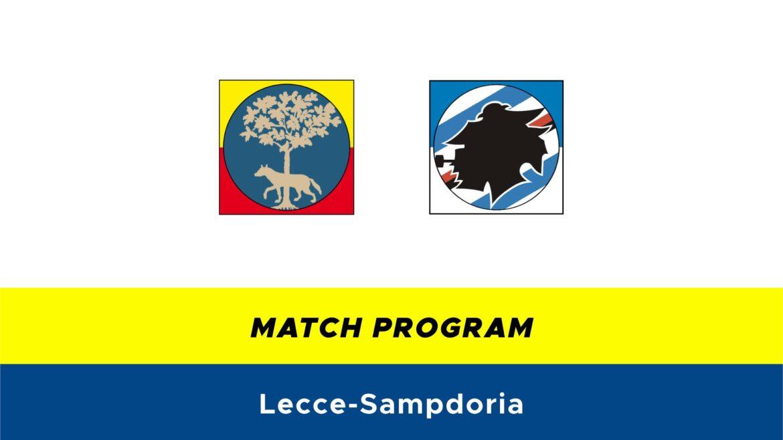 Lecce-Sampdoria probabili formazioni