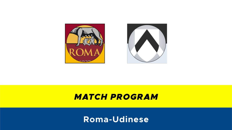 Roma-Udinese probabili formazioni