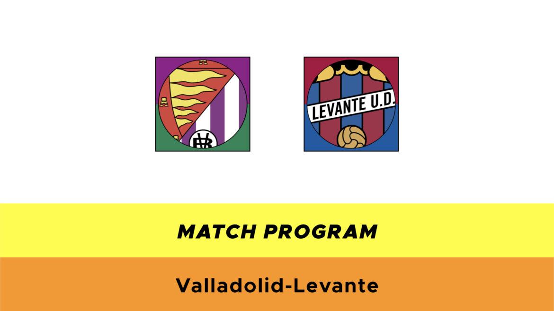 Valladolid-Levante probabili formazioni