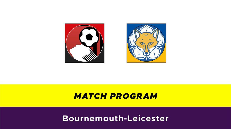 Bournemouth-Leicester probabili formazioni