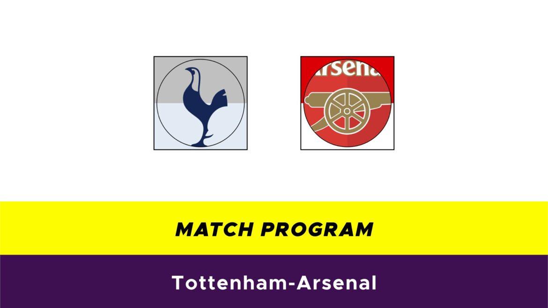 Tottenham-Arsenal probabili formazioni