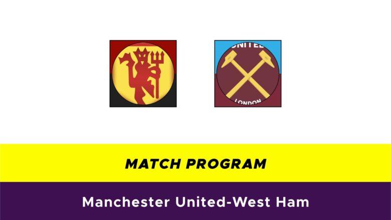Manchester United-West Ham probabili formazioni