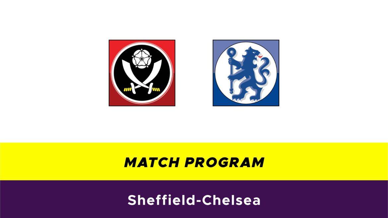 Sheffield-Chelsea probabili formazioni