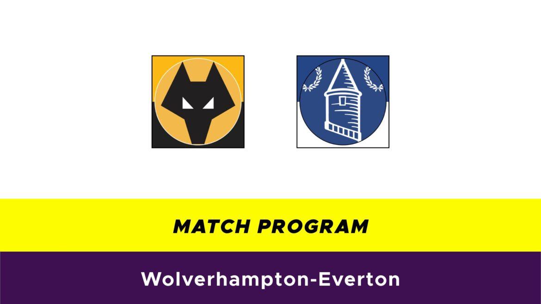 Wolverhampton-Everton probabili formazioni
