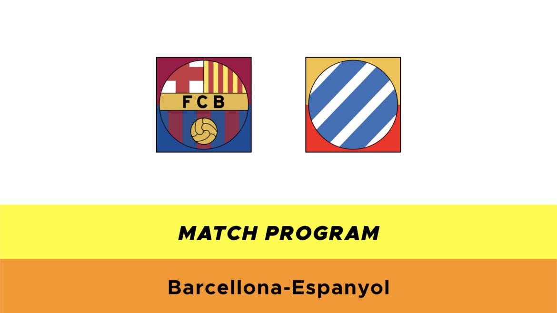 Barcellona-Espanyol probabili formazioni