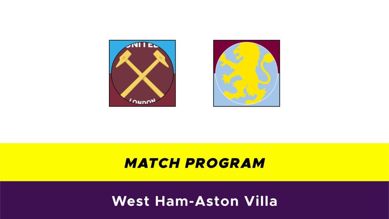 West Ham-Aston Villa probabili formazioni