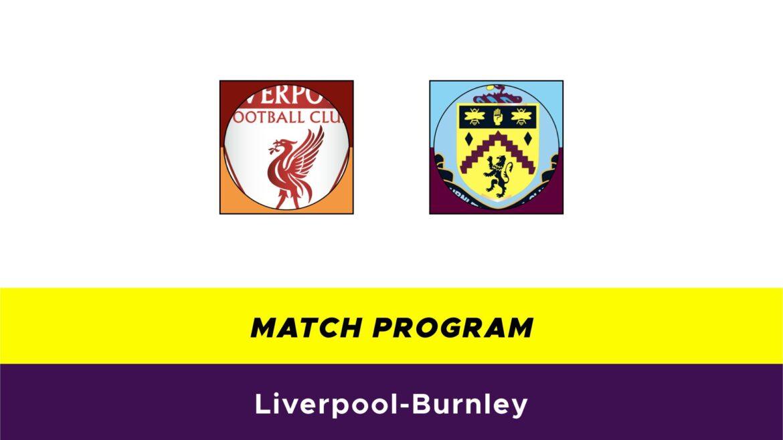 Liverpool-Burnley probabili formazioni