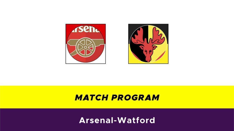 Arsenal-Watford probabili formazioni