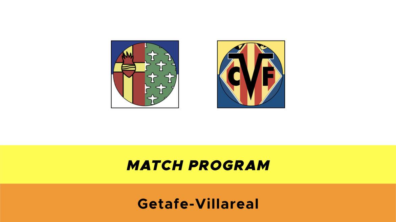 Getafe-Villarreal probabili formazioni