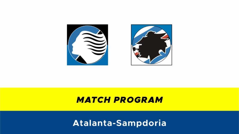 Atalanta-Sampdoria probabili formazioni